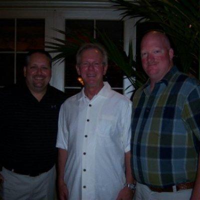 Jim & Rich with International President Newton Jones