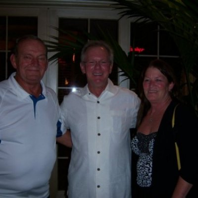Jim & Debbie with International President Newton Jones