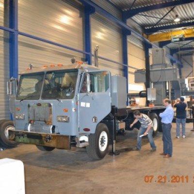 Bundle Truck