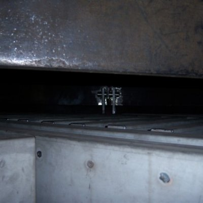 Reactor Tray Installation